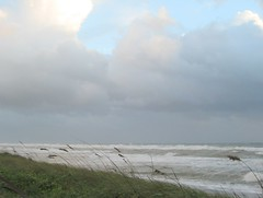 Rough seas from Tropical Storm Noel (FlaSunshine) Tags: waves florida lakeworth roughocean tropicalstormnoel