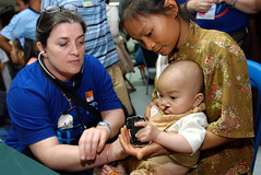 Operation Smile. World Jorney of Smiles. Mae Sot, Thailand. Nov. 2007