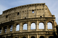 Colosseum (chlywhite) Tags: italy rome ruins colosseum