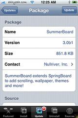 Summerboard 3.0b1