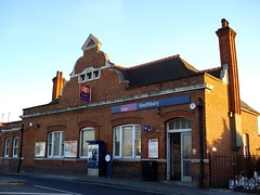 Picture of Southbury Station
