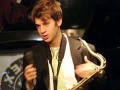 Mike Ruby (misstraceynolan) Tags: november jazz playtime winterweather cdreleaseparty therex mikeruby jazzfm projectjazz