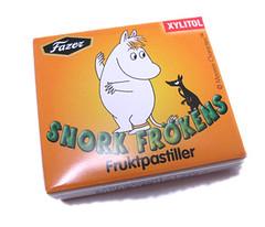 Moomin Fruit Pastilles