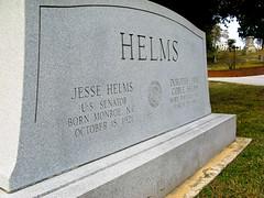 BILLY GRAHAM, JESSE HELMS, RICHARD LAND: NATIONALIST, PATRIOT, FLAG-IDOLATER ANTICHRISTS: JESSE HELMS IS DEAD