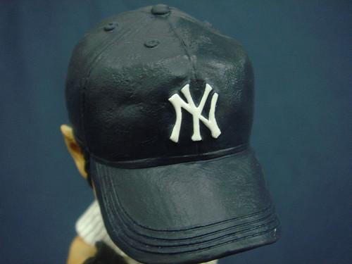 球帽上的洋基logo