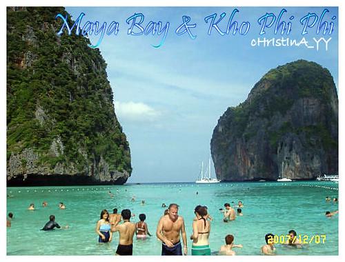 Maya Bay & Koh Phi Phi