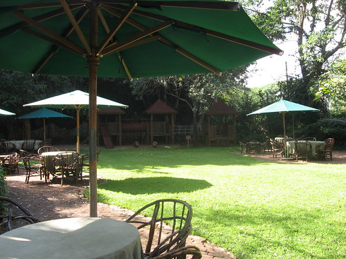 Amani courtyard