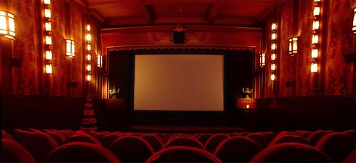 The Movies, Amsterdam - Auditorium 1, screen