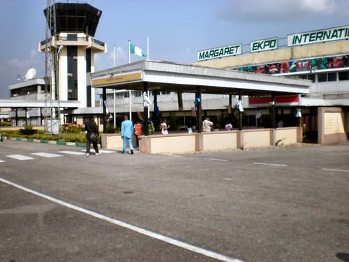 Margaret Ekpo Aeropuerto Calabar (Calabar Margaret Aeropuerto Internacional Ekpo) .1