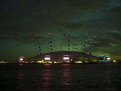 02 Arena (Bradley Haigh) Tags: london docks samsung millenium arena 02 dome docklands riverthames eastindiadock l730