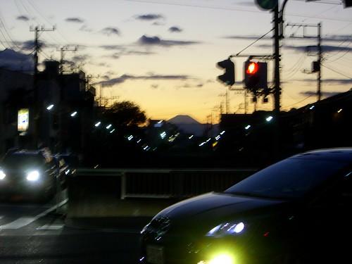 20080102_洗足橋から見る富士山 002