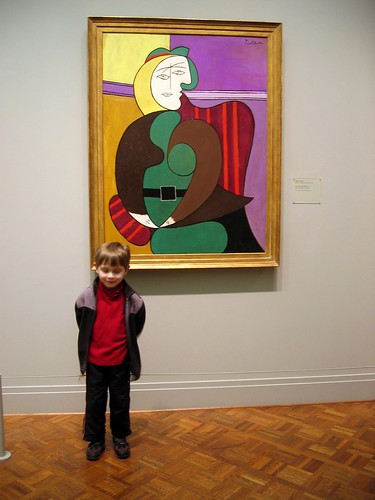 Picasso at Art Institute