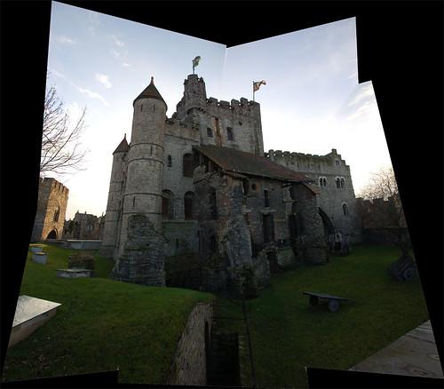 Panorama Gravensteen