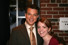 Fox's Shepard Smith and Maureen Kenney '09