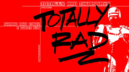 Totally Rad Thursdays - 1/10