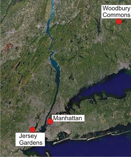 3ad0dda2c669 Compras em New Jersey - o outlet Jersey Gardens ~ Viagens para Mãos ...