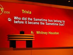Sametime Bus trivia