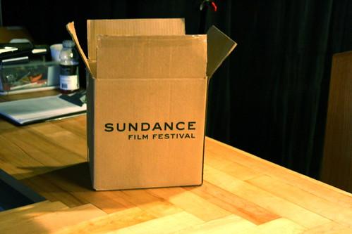 A film festival in a box