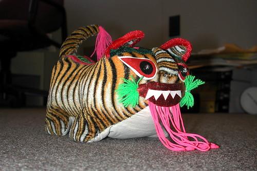 Tiger Beast