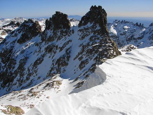Ameal de Pablo, Risco Moreno y Cerro de los Huertos