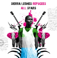 Diseo Sierra Leone's Refugees All Stars (Javier Piragauta) Tags: africa art collage america photoshop vintage stars design colombia all arte refugees guitarra sierra diseo vector elefante leones vestores piragauta