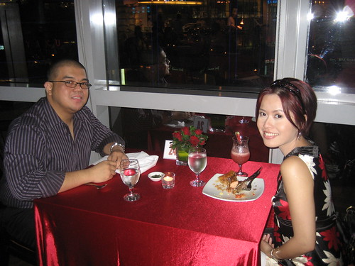 Romantic dinner at Resto 5
