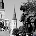 David Mathis 2006 St Louis Cathedral 16x24 $175 copy