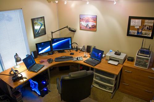 home office technology. Home Office Technology O