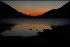 End of the Day (Nurmanman) Tags: sunset mountain nature scotland highlands hill magicmoments glenfinnan scottishhighlands goldenglobe lochsheil normansmith overtheexcellence perfectsunsetssunrisesandskys avision nurmanman1 nurmanman