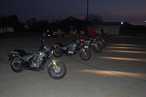 Bikes Used At Msf Course Motorcycle safety class