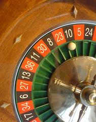 Roulette Wheel 08