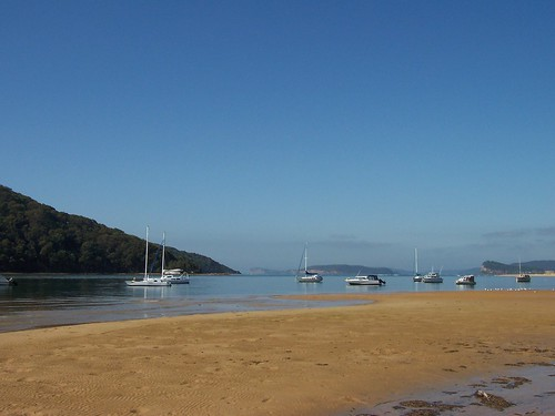 Low tide at Ettalong Beach