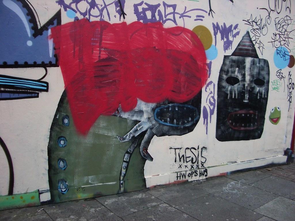 Graffiti Culture Thesis
