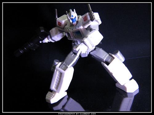 Transformers Revoltech Ultra Magnus