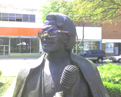 James Brown in the Spring