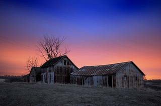 Dayton Barn
