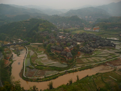 Chengyang Village - Guangxi, China