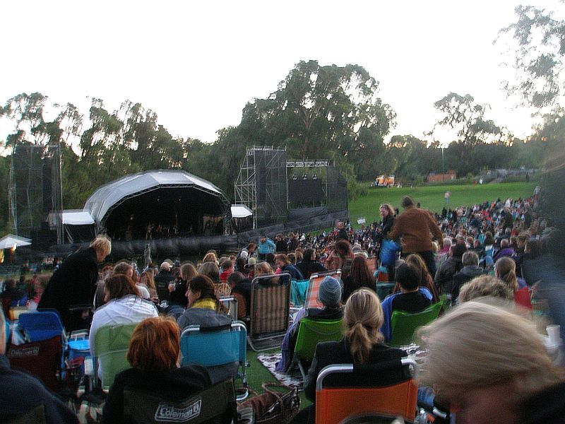 KD Lang Crowd
