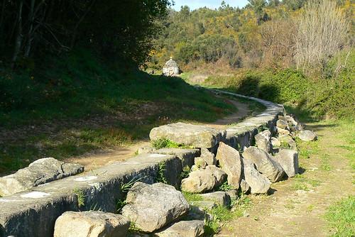 Aqueduct and Mãe de agua