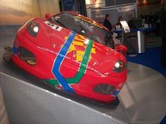 Infosec 2008 - yeh its a Ferrari