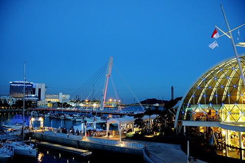 Marina@Keppel Bay, Keppel Island, Singapore