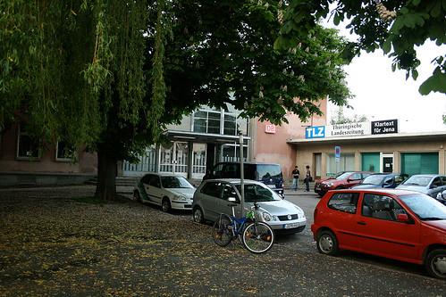 Saalebahnhof