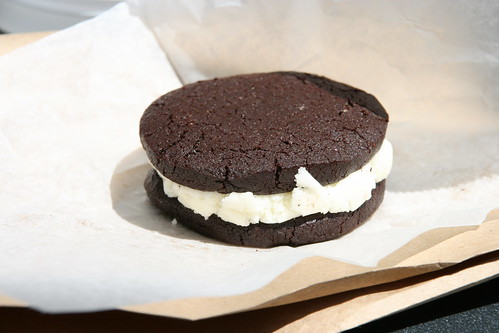 Homemade Oreo from Flour