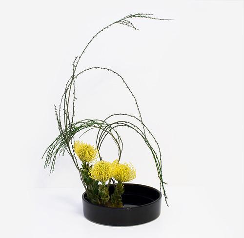 ikebana: ichiyo school