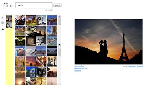 FlickrStorm