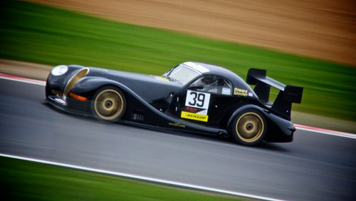 Morgan - A1GP Brands Hatch