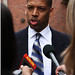 Kevin Johnson speaks to Press