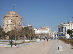 The White Tower, Thessaloniki, Greece (Tilemahos Efthimiadis) Tags: white tower museum hellas greece macedonia 100views thessaloniki 200views 50views whitetower salonica openstreetmap makedonia       dvdphotos03 dvdphotos04 folderthessaloniki120307 osm:way=140156303 address:country=greece address:city=thessaloniki