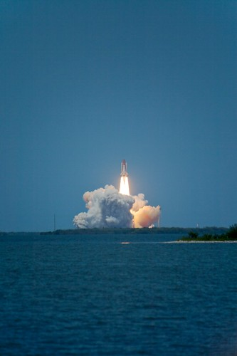 Shuttle Atlantis Launch - May 11, 2009