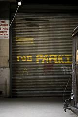 No PARKI...